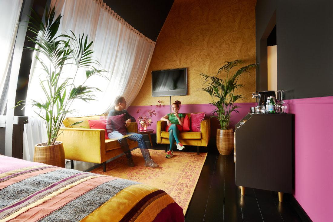 Welk hotel interieurontwerp zorgt ervoor dat jouw gast zich thuis