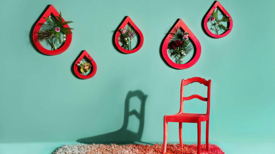 kleurencombinaties voor luxe interieur design