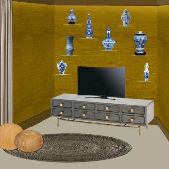 Nieuw interieur woning