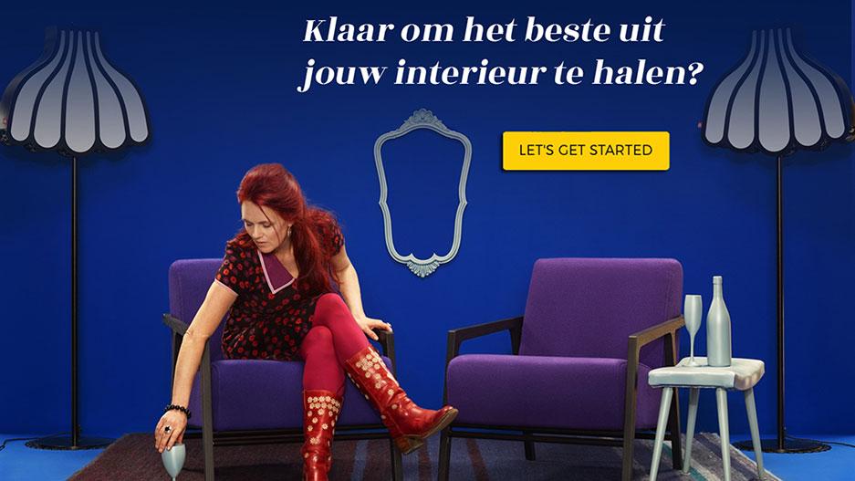 interieur designer Ingrid van der Veen