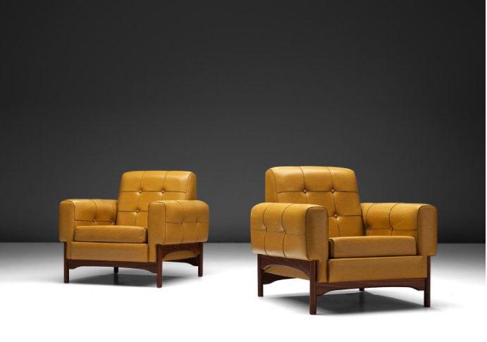 Een Eclectic Chic interieur met vintage meubels