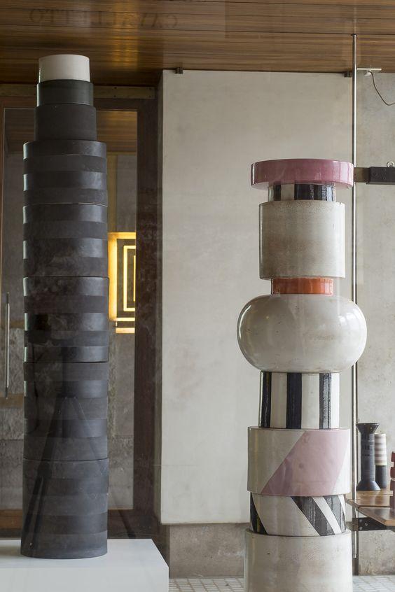 Een Eclectic Chic interieur met bijzondere kunstobjecten