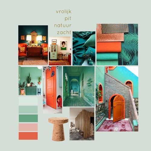 Balans in je interieur door de juiste kleuren en materialen
