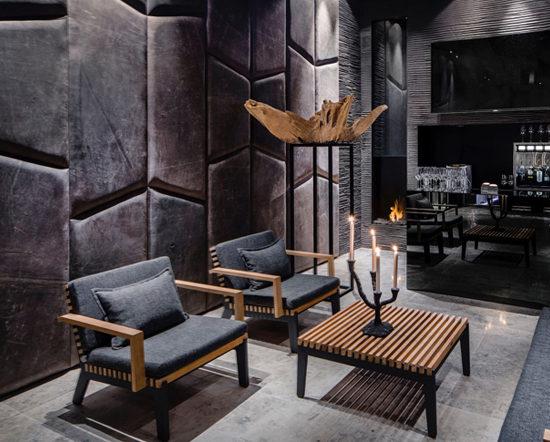 Cosmopolitan Luxury interieur