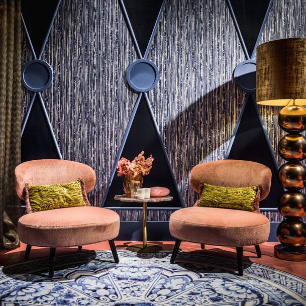 Luxe interieur designer Ingrid van der Veen residence