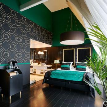 Luxe interieur ontwerp Hotel De Librije