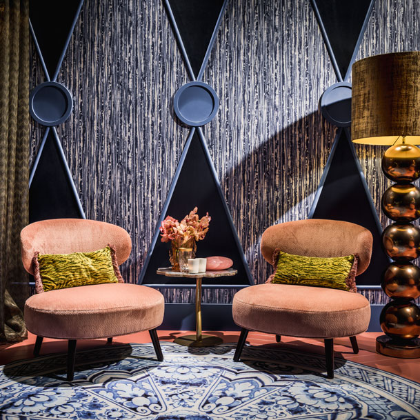 luxe interieur ontwerp woning