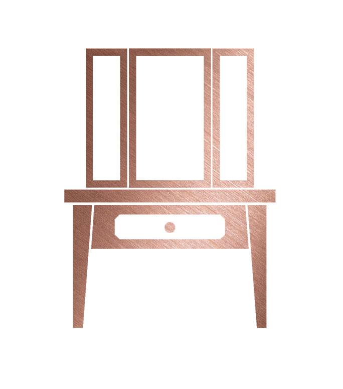 Luxe interieur designer -unieke meubels op maat