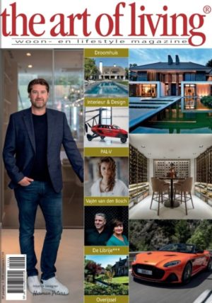 Art of living magazine ingrid