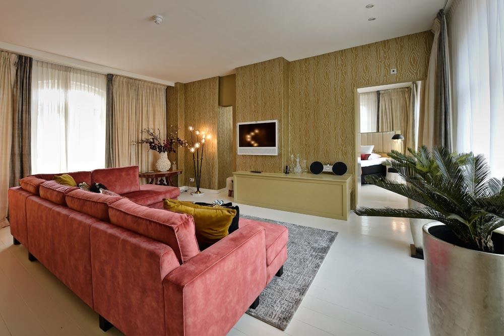 romantische design hotel bruidssuite