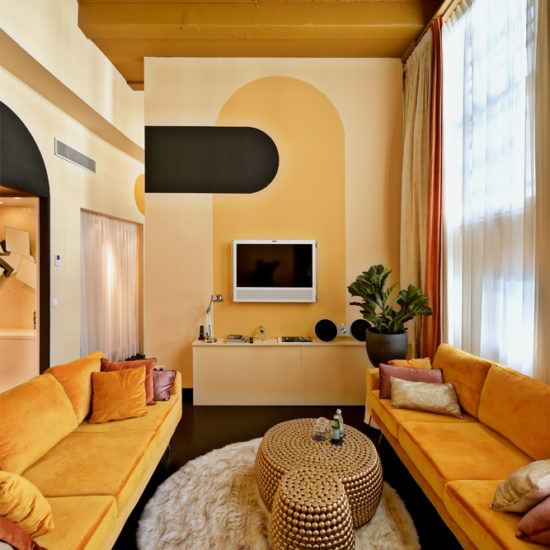 boutiek hotel interieur design