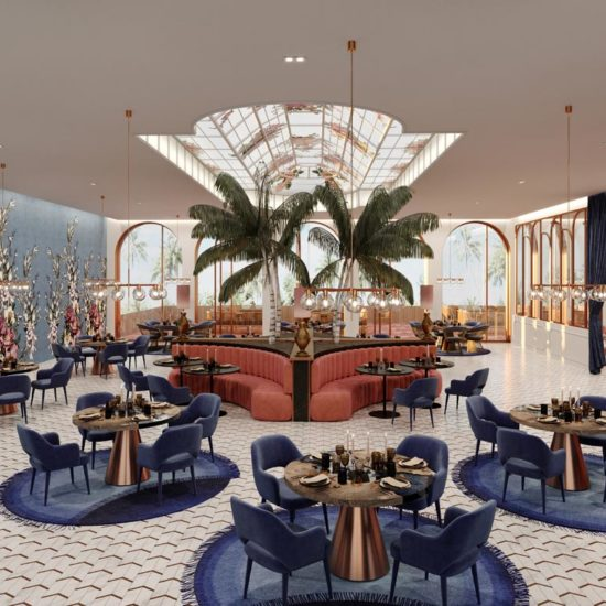 Marbella restaurant design
