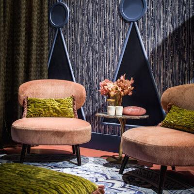 Interieur-make-over-hotel-lobby-blauw-roze-goud