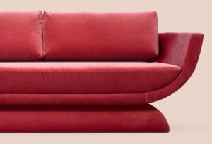 exlusieve-design-meubels-rode-bank