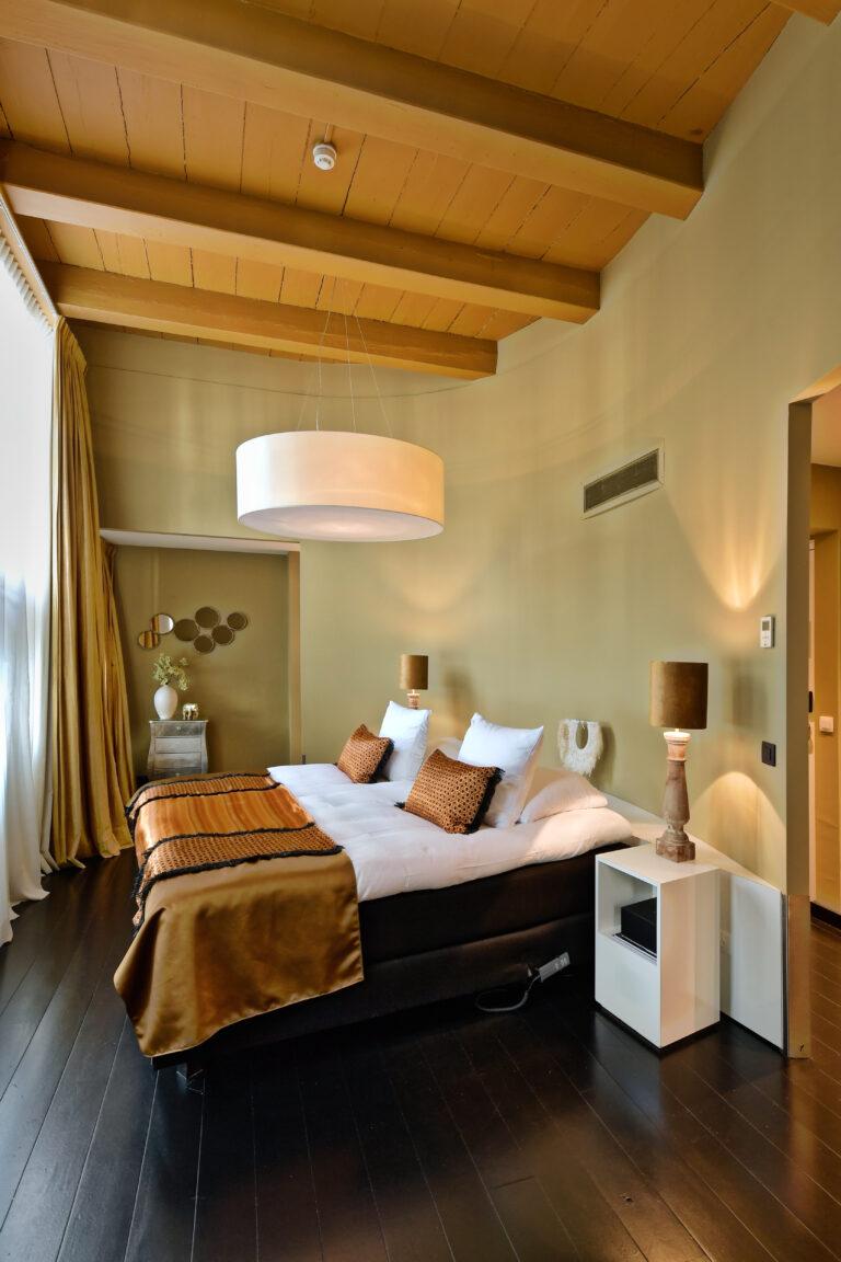 boutique Chichotel slaapkamer