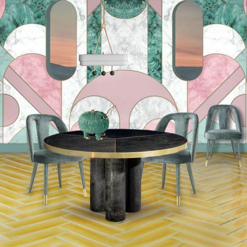 Horeca inrichting advies luxe dining