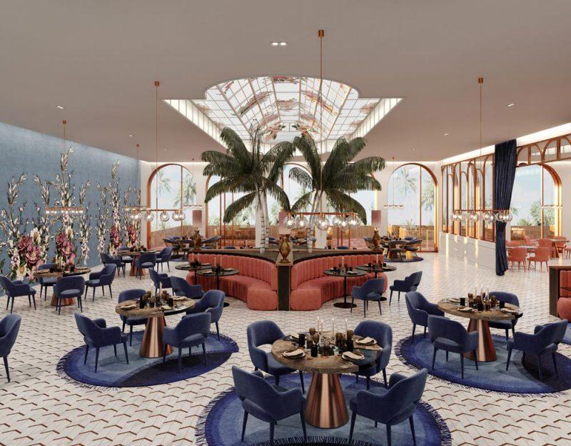 Horeca inrichting advies restaurant interieurontwerp