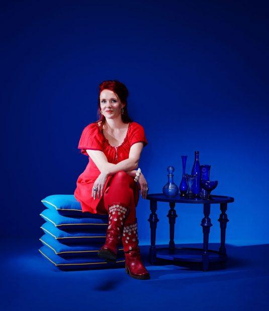 Luxe interieur designer Ingrid van der Veen
